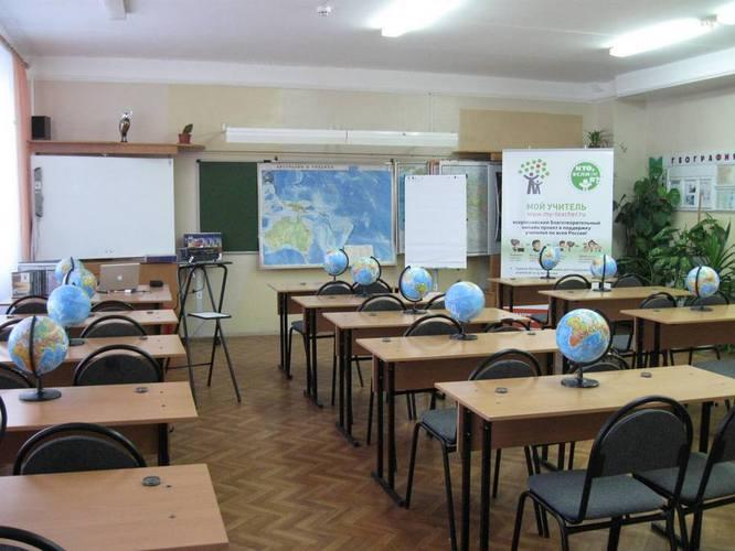 Школьное оборудование