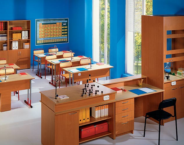 Мебель для школьного и дошкольного образования