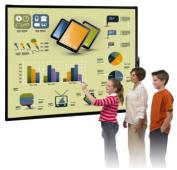 Электромагнитная интерактивная доска ScreenMedia M-80