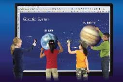 Cенсорная интерактивная доска ScreenMedia CP-8088