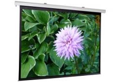 Экран с электроприводом ScreenMedia Fantasy-M 402×302  FMW