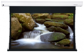 Экран с электроприводом ScreenMedia Large Stage 600×450  FMW